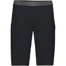 VAUDE Topa Performance Spodnie krótkie Mężczyźni, black